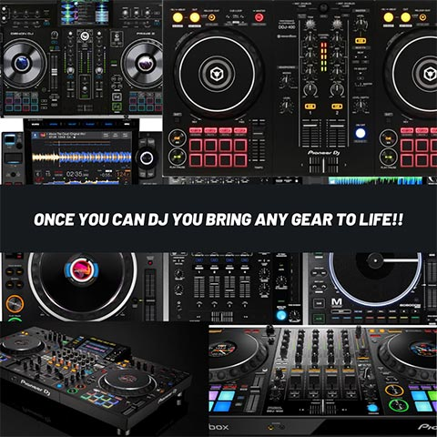 What DJ equipment and software do I need Image